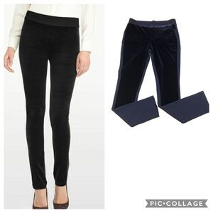 NYDJ Velvet Front Pull-On Leggings NWOT